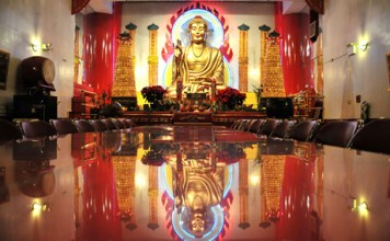Mahayana Buddhist Temple, 133 Canal St.