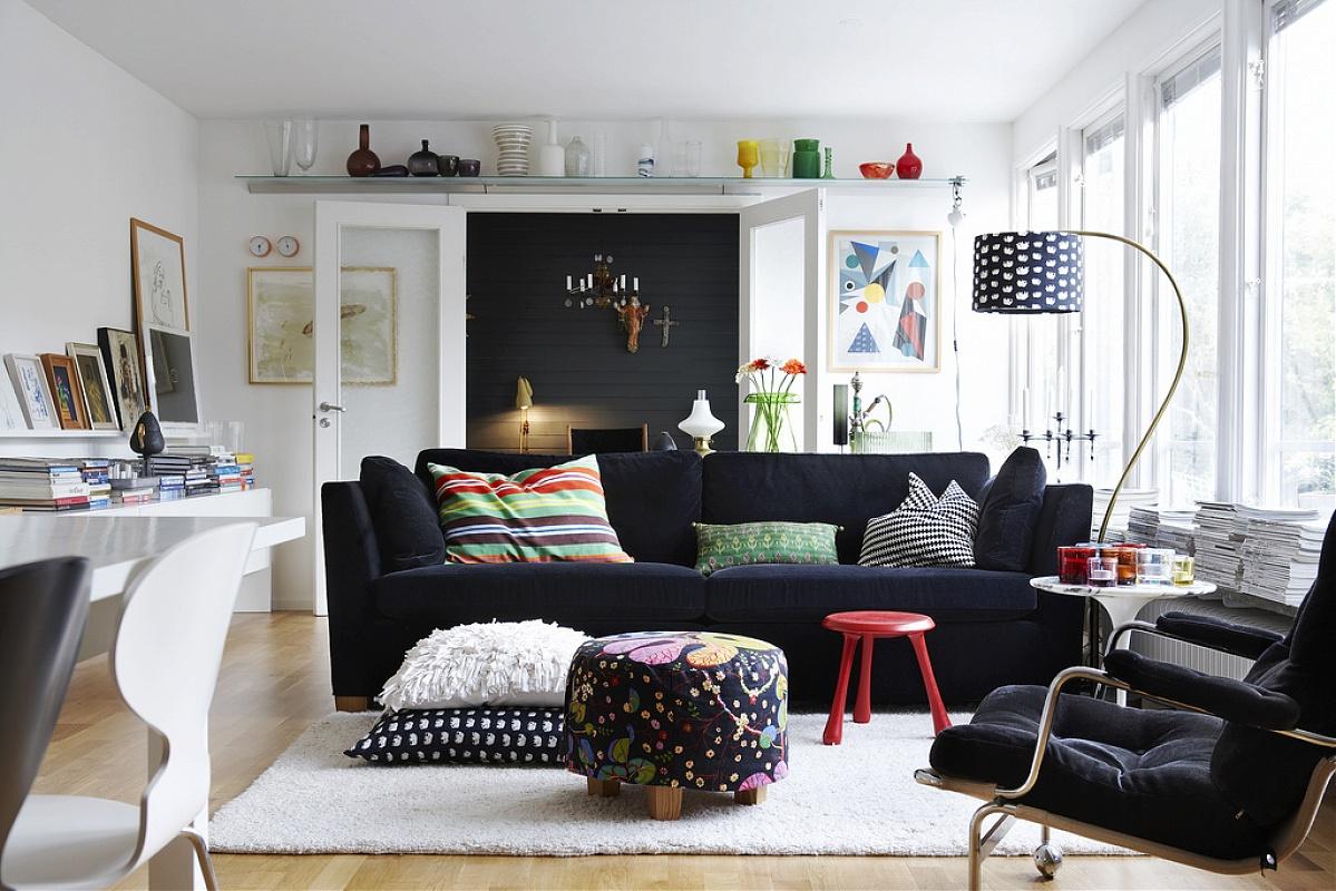 Delightful Scandinavian Living Room Amazing Ideas