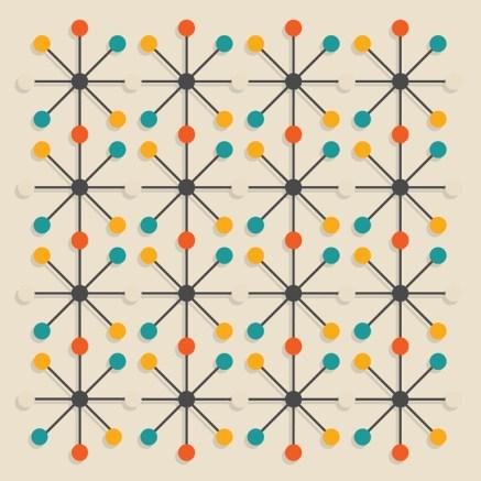 Mid-Century Modern Pattern