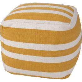 Pasco Mason Yellow/White Pillow