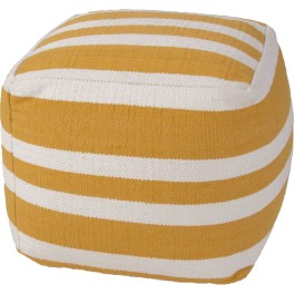 Pasco Mason Yellow/White Pillow