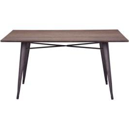 Tauton Rectangular Rustic Dining Table