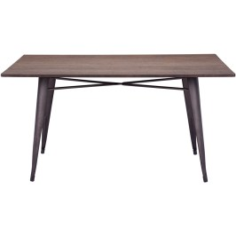 Tauton Rectangular Rustic Dining Table