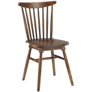 Arise Walnut Dining Chair