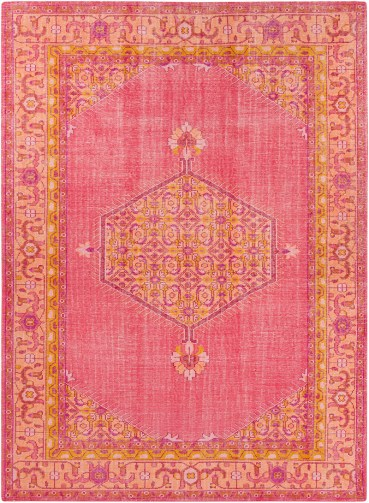 Zahra Hot Pink Area Rug