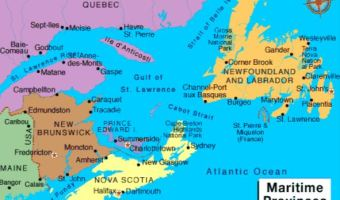 Surprising Costs of our Maritimes Trip