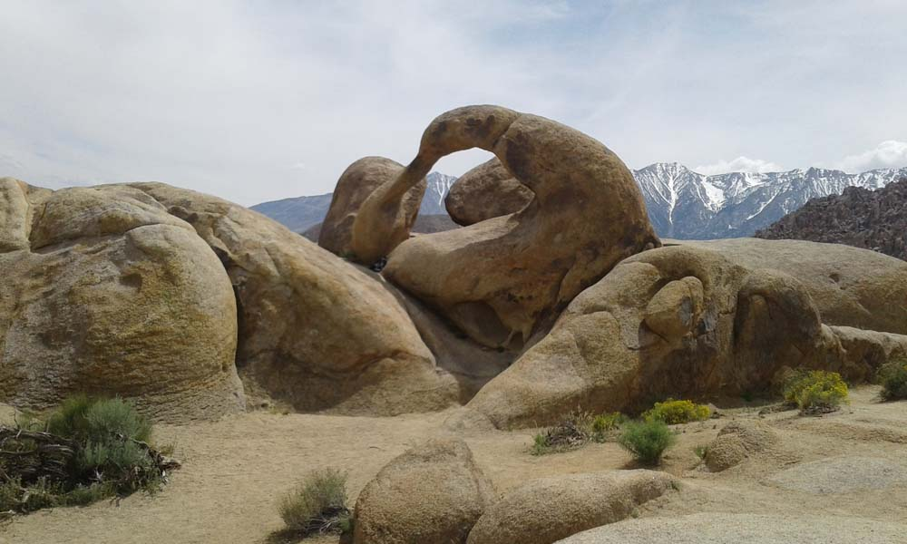 Arches Trail, Alabama Hills, Lone Pine