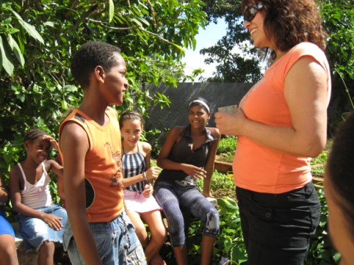 It was a great privilege to be able to live and work alongside Cubans-- children, adolescents, adults, seniors.