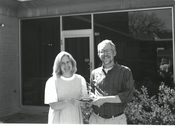 1994 Lili Herbert and Mark Niedermier