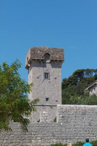 Summer house tower