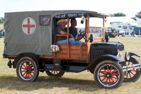 Historic Ambulance