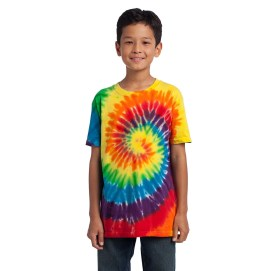 Port & Company PC147Y Tie-Dyed Tee