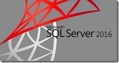 SQL 2016 Logo