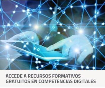 Accede a formación gratuita en recursos digitales