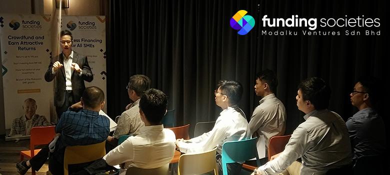 Funding Societies Malaysia's 1st Investor Seminar
