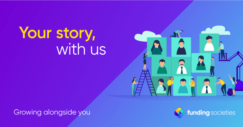 Your Story, With Us