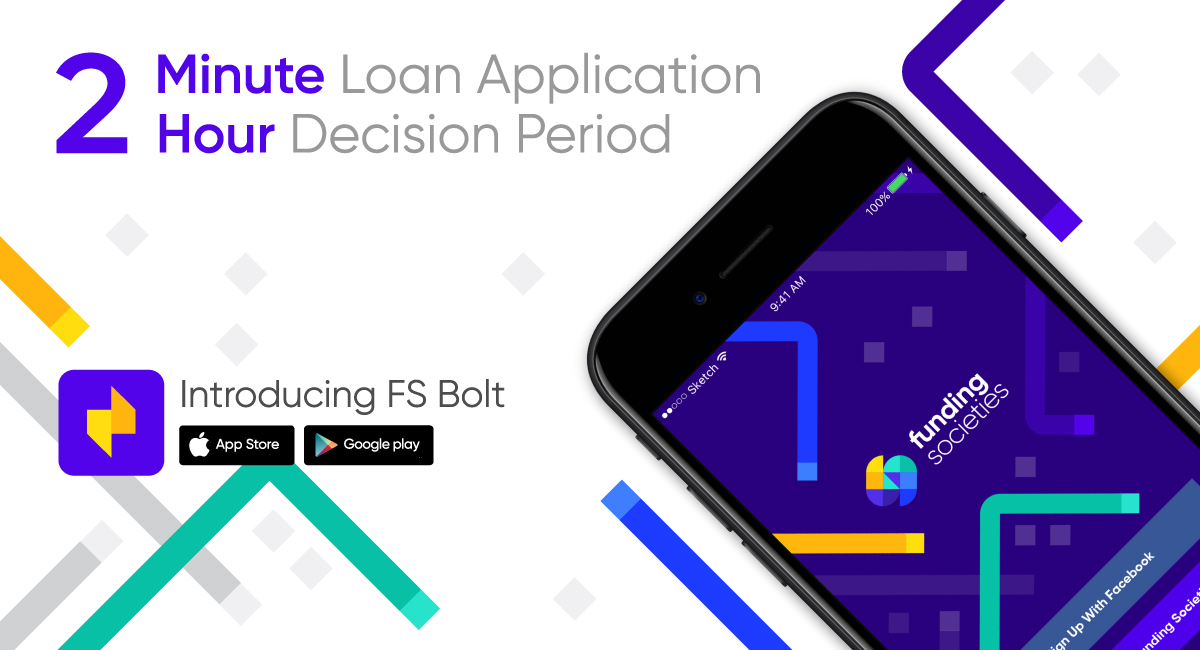 S Bolt Mobile App, Provider of the Fastest Working Capital Loans in Singapore