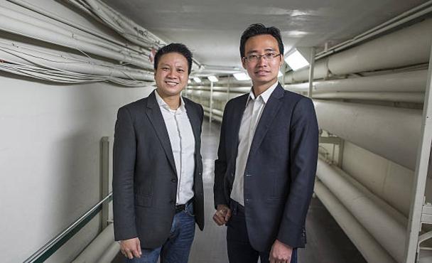 Kelvin Teo & Reynold Wijaya Co-Founders of Funding Societies