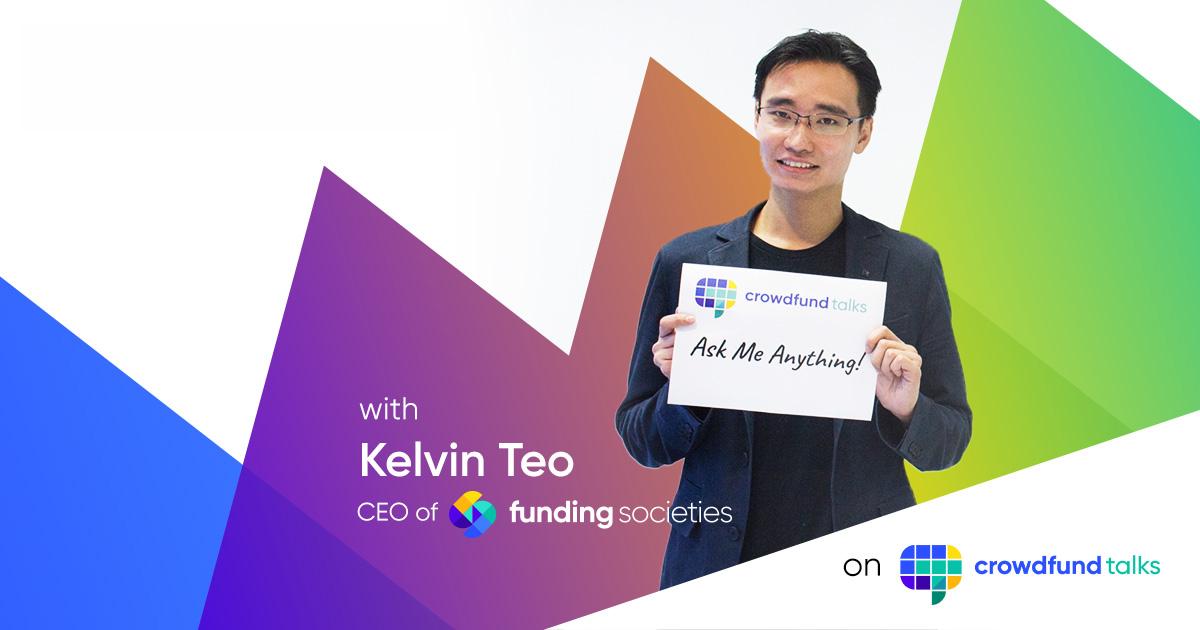 Ask me anything Kelvin Teo