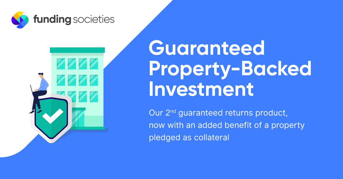 Introducing GPI - Property-backed Investment with Guaranteed Returns