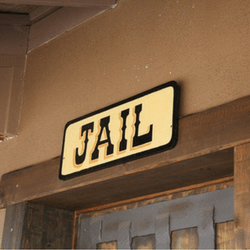 Have a teachers in jail fundraiser to raise money for your school