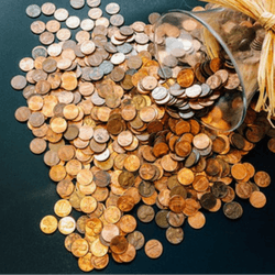 Have classes compete in a penny war to raise money for your school