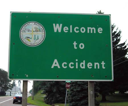 Accident, Maryland, USA