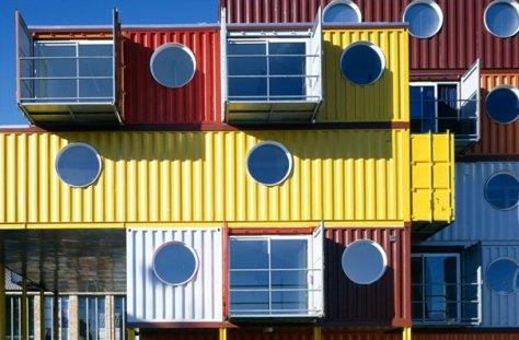 Trinity Buoy Wharf, east London, UK