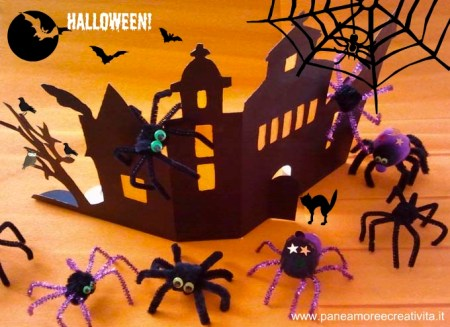 Make Your Own Haunted Play House Lesson Plans