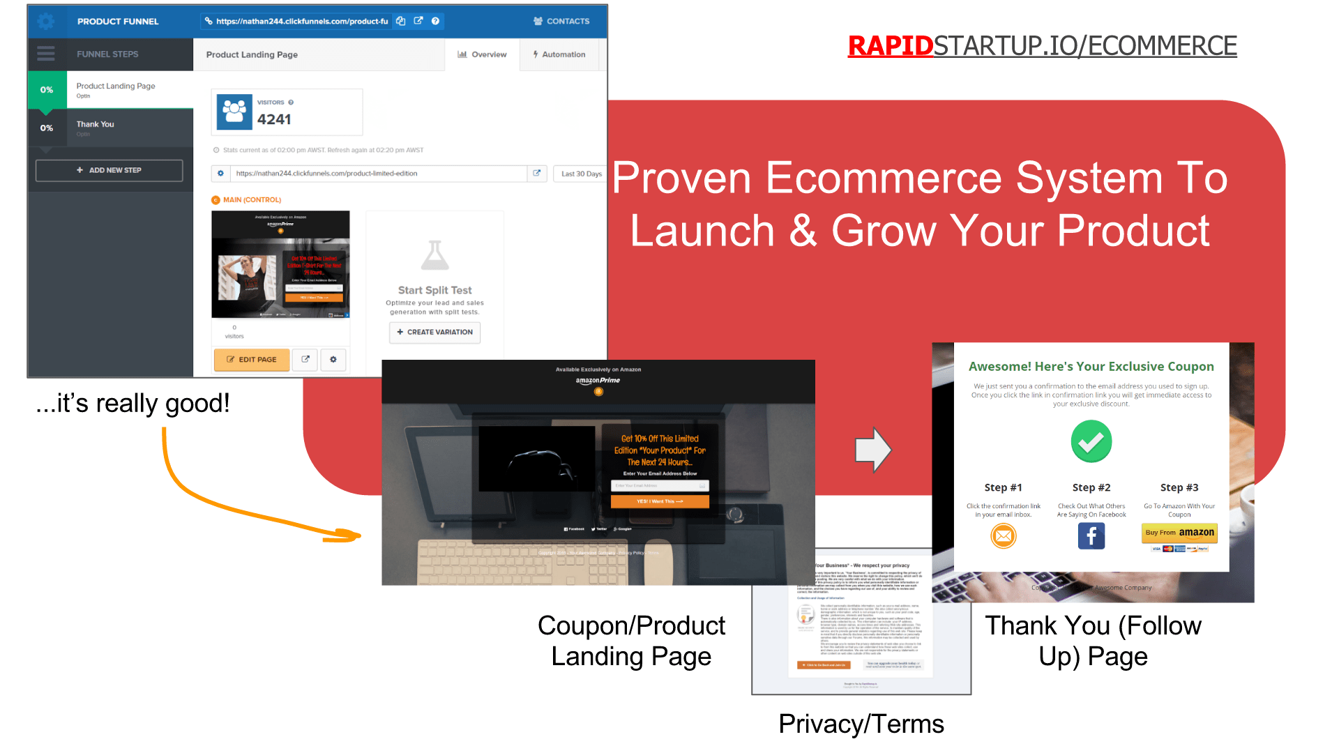 Some Known Details About How To Create A Landing Page In Clickfunnels