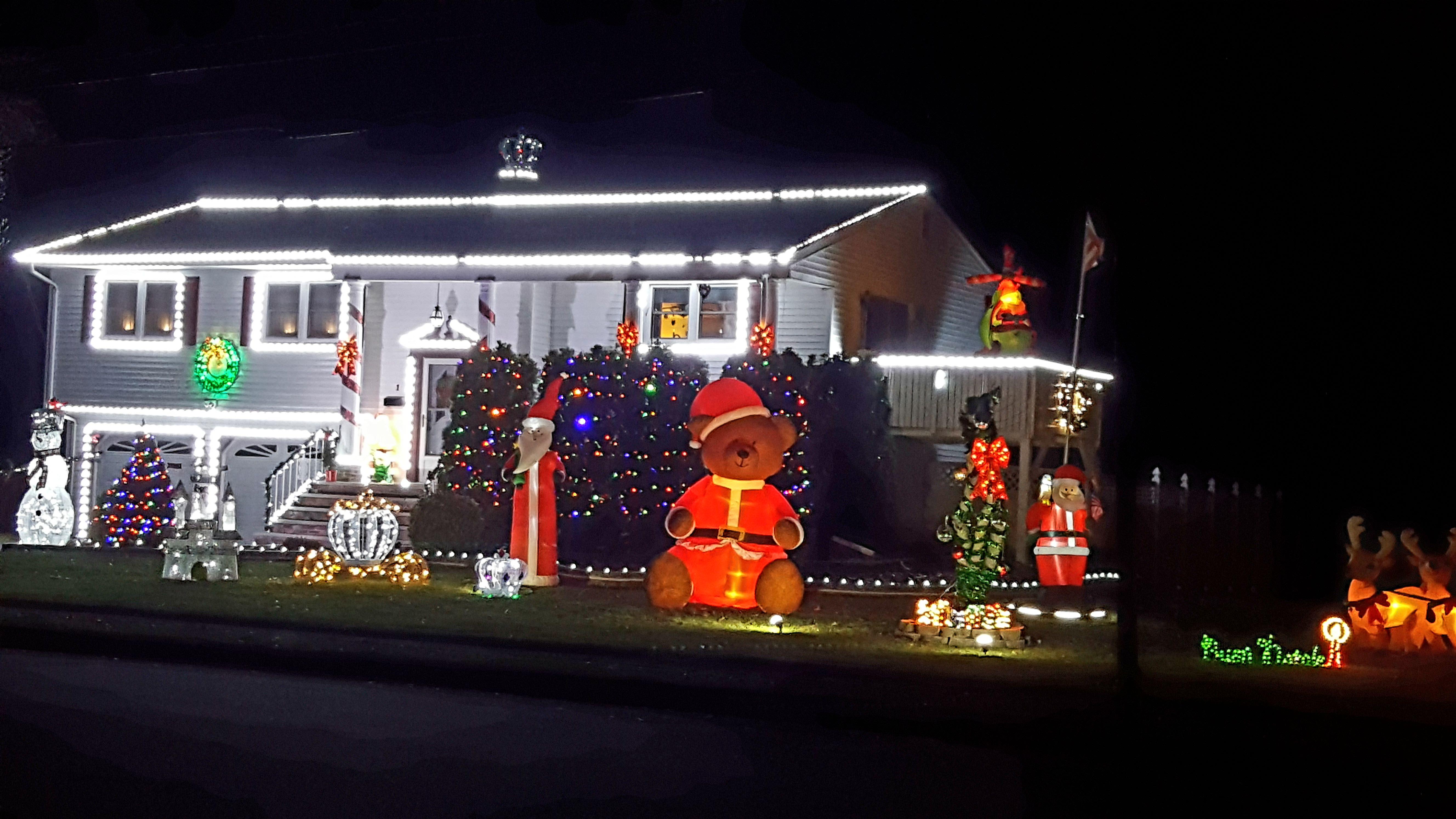 Pitman Light Display 2017