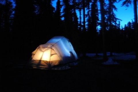 Travel PT Road trip camping