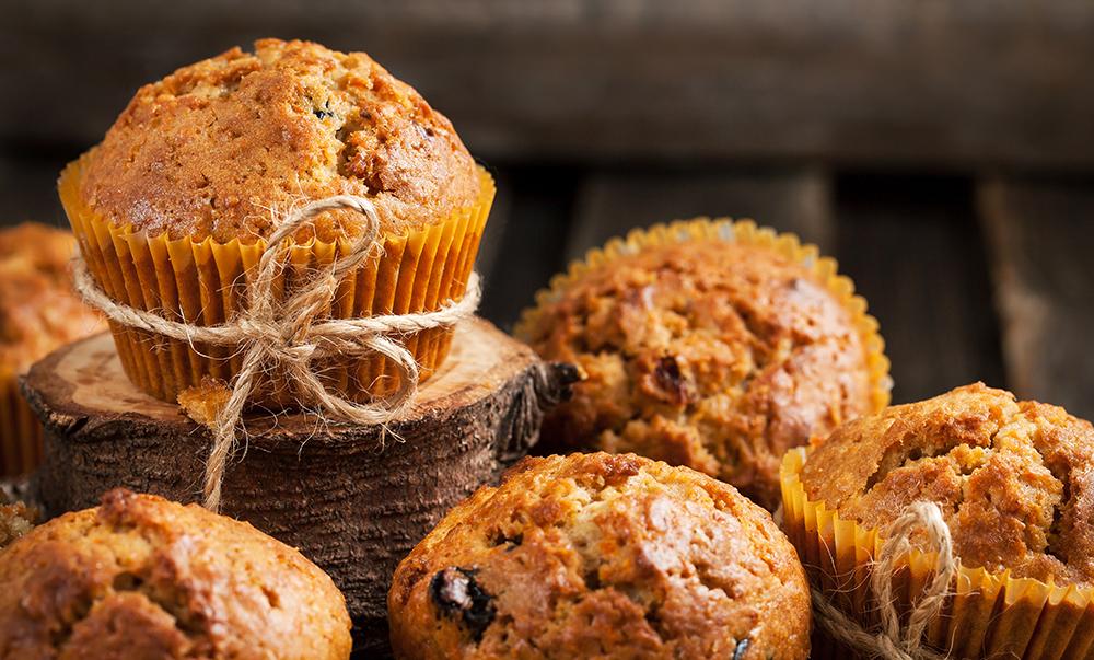 Carrot Cake Muffins Recipe