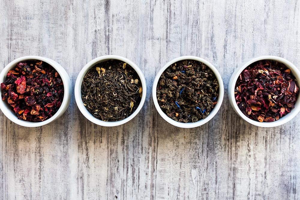 Fusion Tea Sampler Sets