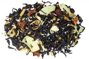 Salted Coconut Truffle Chocolate Black Tea
