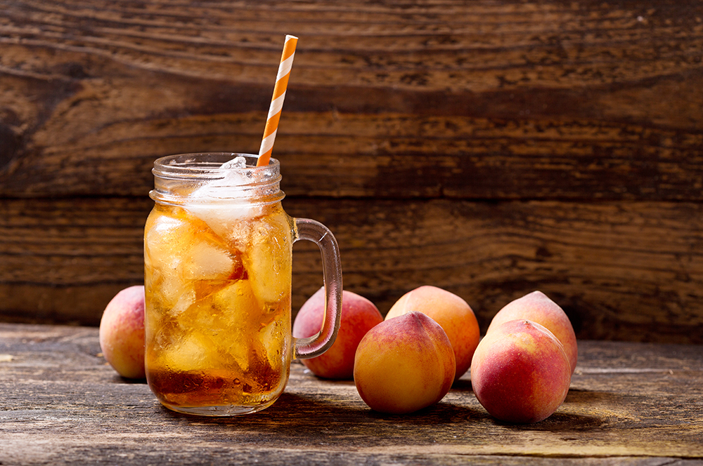Peach Teas