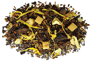 Caramel Cream Yerba Mate Weight Loss Tea