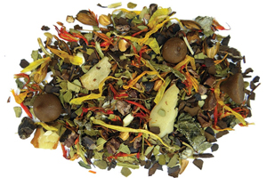 Cocoa Raspberry Yerba Mate Tea Weight Loss Tea