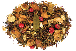 Orange Spice Tulsi Herbal Tea