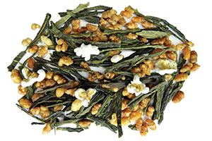 Organic Genmaicha Toasted Rice Green Tea
