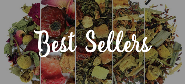 Best Selling Teas at Fusion Teas