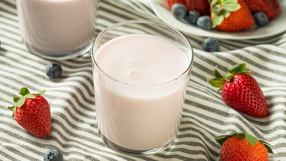 How to Make Organic Milk Kefir at home from Kefir Grains