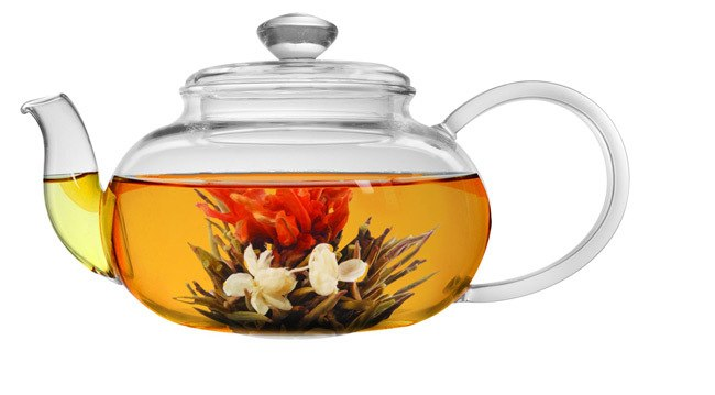 Glass Teapot 22oz