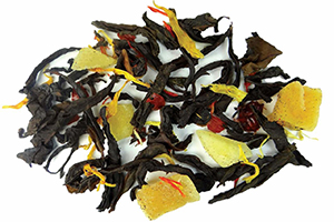 Smoked Mango Oolong for multiple infusions