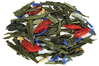 Superfruit Sencha Green Tea for Summer