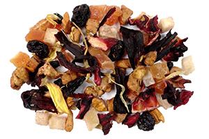 Apple Mango Hibiscus Tea
