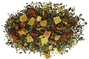 tropical tulsi herbal tea