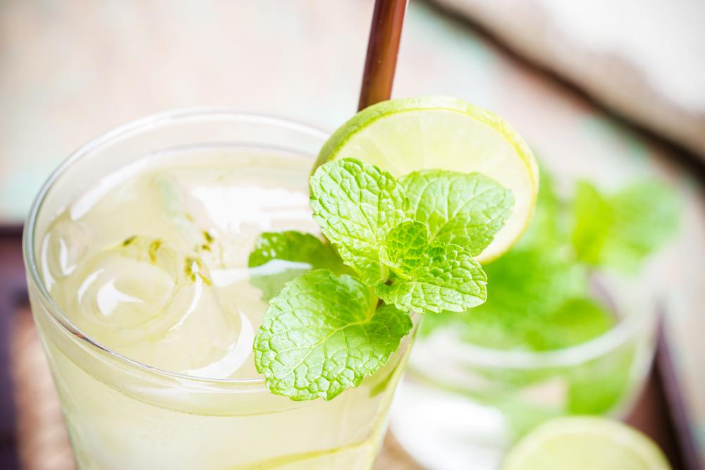 Jasmine Mojito - Summer Tea Mocktails