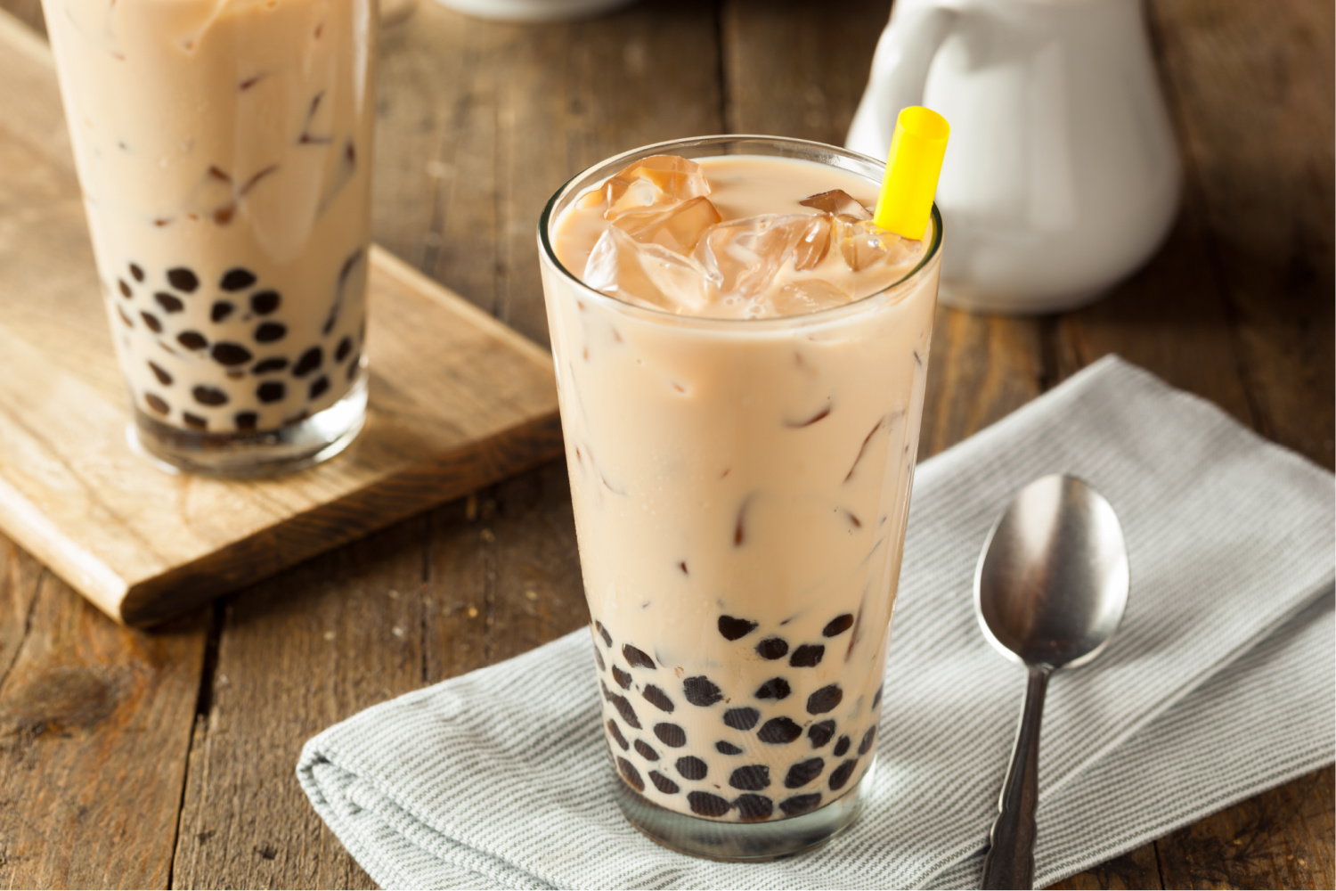 Is Bubble Tea Really Tea?
