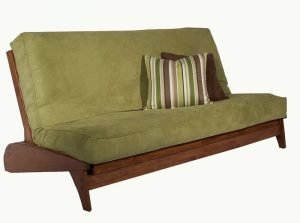 Dillon Warm Cherry Futon by Strata Furniture